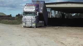 getlinkyoutube.com-Scania R560 V8 with great sound as usual in 2013
