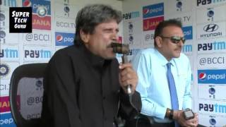 Kapil Dev And Ravi Shastri Response Before Pak VS India Final Match