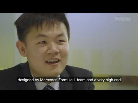 Mechanical, and Automotive Engineering at Coventry University