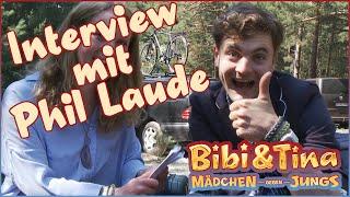 getlinkyoutube.com-BIBI und TINA 3 - Interview mit Phil Laude - Mädchen Gegen Jungs