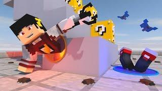 getlinkyoutube.com-Minecraft Mod: ESCADONA - PORTAL GUN BUGADA ‹ AM3NIC ›