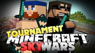 Minecraft Tournament - Seven Rounds of Sky Wars