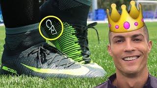 getlinkyoutube.com-Ultimate Cristiano Ronaldo Superfly Test - CR7's Nike Chapter 3: Discovery