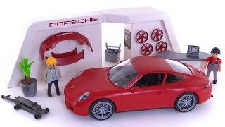 getlinkyoutube.com-Playmobil Porsche 911 Carrera S review! set 3911