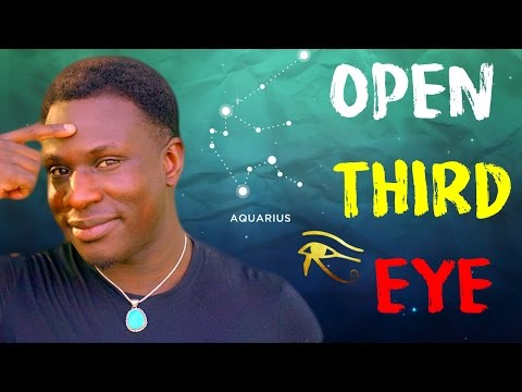 How to CRACK Open Your Third eye