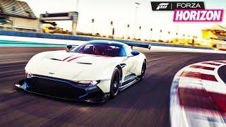 getlinkyoutube.com-Forza Horizon 3: Unbelievable Car - Aston Martin Vulcan (Forza Horizon 3)