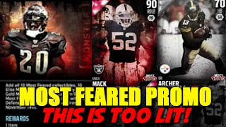 getlinkyoutube.com-MOST FEARED PROMO IS TOO LIT! SO MANY GOOD PLAYERS! Madden 16 Ultimate Team