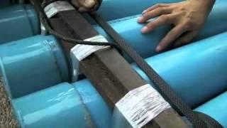 getlinkyoutube.com-แพท่อพีวีซี  PVC Raft