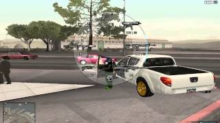getlinkyoutube.com-gta sa แต่งรถ