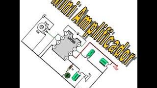 getlinkyoutube.com-Como Fazer um Mini Amplificador