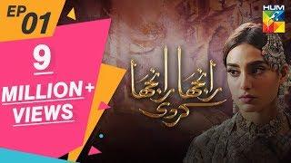 Ranjha Ranjha Kardi Episode  01 Hum Tv Drama 3 November 2018
