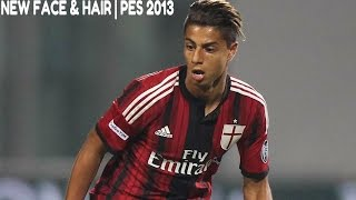 getlinkyoutube.com-PES 2013 | New face & hair HACHIM MASTOUR 2015/16 [720p]