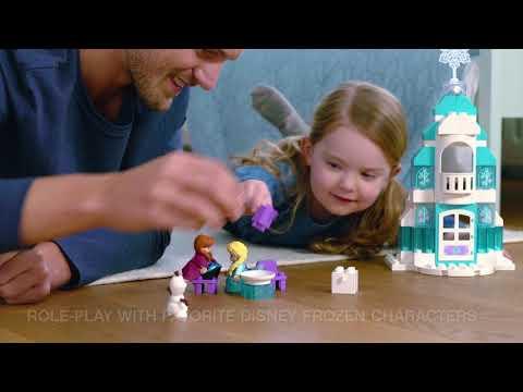 LEGO DUPLO - Disney Frozen Ice Castle 10899