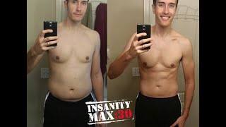 getlinkyoutube.com-INSANITY Max 30 Results - Before and After 60 Days