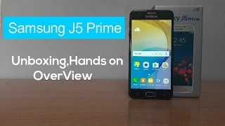 getlinkyoutube.com-[Hindi] Samsung J5 Prime Unboxing And Overview
