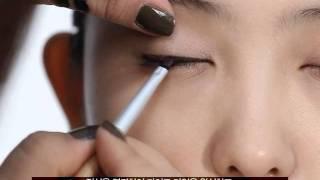 getlinkyoutube.com-반달눈 아이 메이크업_Semicircular Eye Makeup