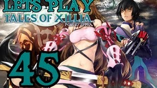 getlinkyoutube.com-Tales Of Xillia Milla Playthrough -Part 45: [Boss Battle] Lord Maxwell