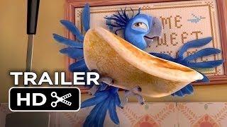 getlinkyoutube.com-Rio 2 TRAILER - Migration Vacation (2014) - Anne Hathaway, Jesse Eisenberg Movie HD