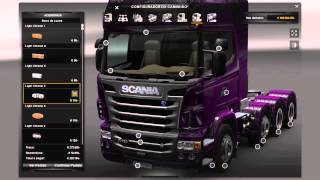 Euro Truck Simulator 2 - Mod Loja  de acessórios Download (60 FPS)