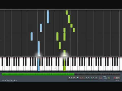 I am the Doctor - Piano Tutorial