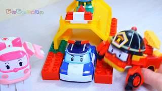 getlinkyoutube.com-Робокар Поли - видео для мальчиков про машинки. Все новые серии подряд  Сборник  от БиБизяка