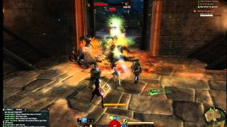 getlinkyoutube.com-Guild Wars 2 - Human Elementalist Gameplay (Closed Beta)