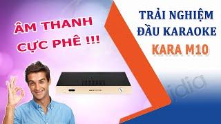 getlinkyoutube.com-Trải Nghiệm Sử Dụng Đầu Karaoke KARA M10 - Vidia Channel