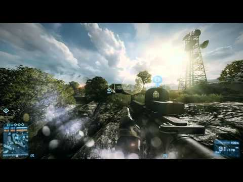 HD 7870 Battlefield 3 Ultra settings