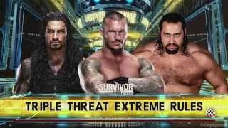 getlinkyoutube.com-WWE 2K16 - Extreme Rules - Orton vs Reigns vs Rusev Gameplay [ 60fps 1080p ]