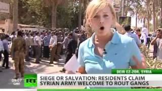 getlinkyoutube.com-Syrian army receives heroes welcome (Syria-Truth)