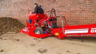 Grimme PS 511 | Pick-up Scooper for potatoes and onions