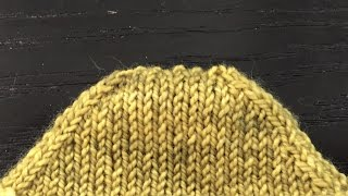 getlinkyoutube.com-How to Kitchener Toe Without Ears