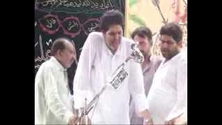 Zakir Malik Mukhtar Hussain Khokhar   Majlis 15 Ramzan 2013 At Hakemaewala