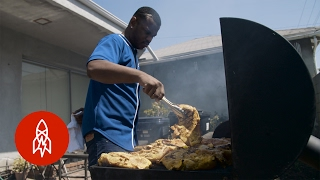 Welcome to the Trap: Compton's Finger-Licking Good Home Kitchen