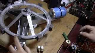 getlinkyoutube.com-Бедини из детали стиральной машины