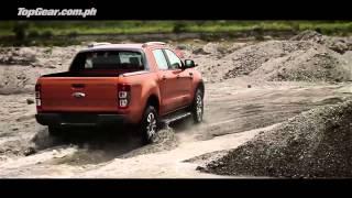 getlinkyoutube.com-Pickup truck wars: Ford Ranger Wildtrak
