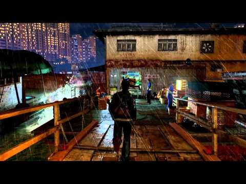 Sleeping Dogs - PC Features