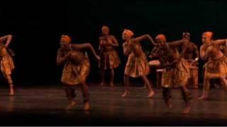 """getlinkyoutube.com-DANCE This 2008: African Dance """"Zehil"""" and """"Rugaro nekutamba (Being Happy)"""""""