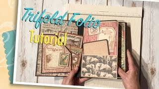 getlinkyoutube.com-Trifold Folio Tutorial