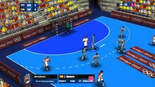 getlinkyoutube.com-Handball Simulator (Piłka Ręczna) : Olympics 2012 Patch
