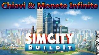 getlinkyoutube.com-Trucchi SimCity Buildit (Chiavi & Monete Infinite) [Android]