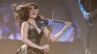 getlinkyoutube.com-Violinist Analiza Ching The Pretender - Britain's Got Talent 2012 Live Semi Final - UK version