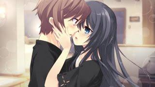 getlinkyoutube.com-Top 5 Best Anime Kiss Scenes of Spring 2016