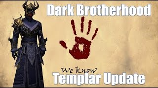 Class Balance Update - Templar for ESO Dark Brotherhood