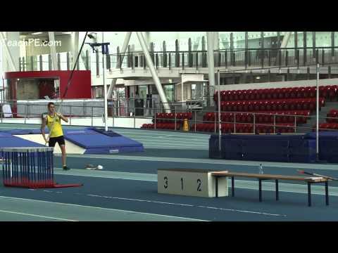 Pole Vault technique