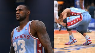 NBA LIVE 15 - 4th Quarter Explosion (Ultimate Team)