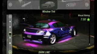 getlinkyoutube.com-Need For Speed Underground 2 Tuning - Mazda Rx8