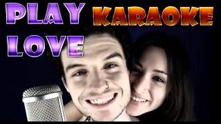 getlinkyoutube.com-Karaoke #1 Play Love Zarcort Instrumental+descargas