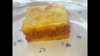 getlinkyoutube.com-Pastelon de plátano maduro | La cocina de Juana