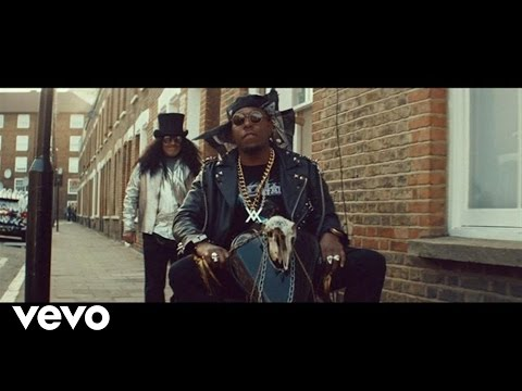 Dizzee Rascal - Goin' Crazy ft. Robbie Williams